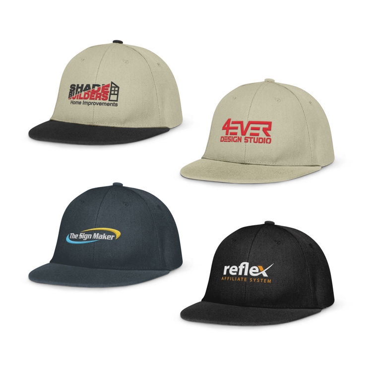 Picture of Renegade 6 Panel Acrylic Cap