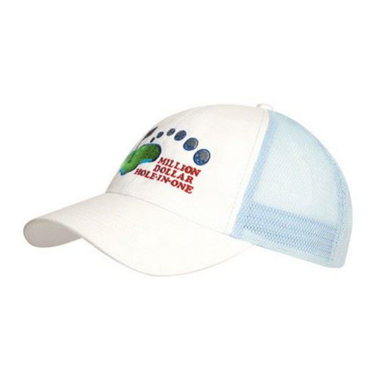 Picture of Brushed Cotton with Mesh Back