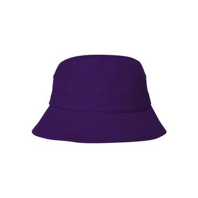 Picture of Brushed Sports Twill Childs Bucket Hat
