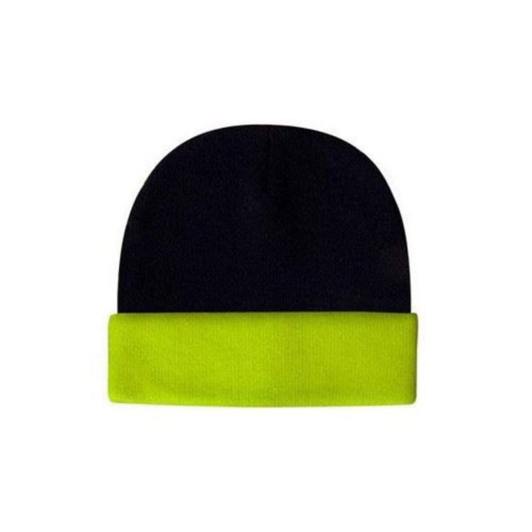 Picture of Luminescent Safety Acrylic Beanie