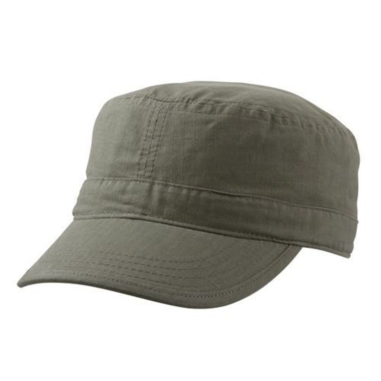 Picture of Ripstop Military Cap