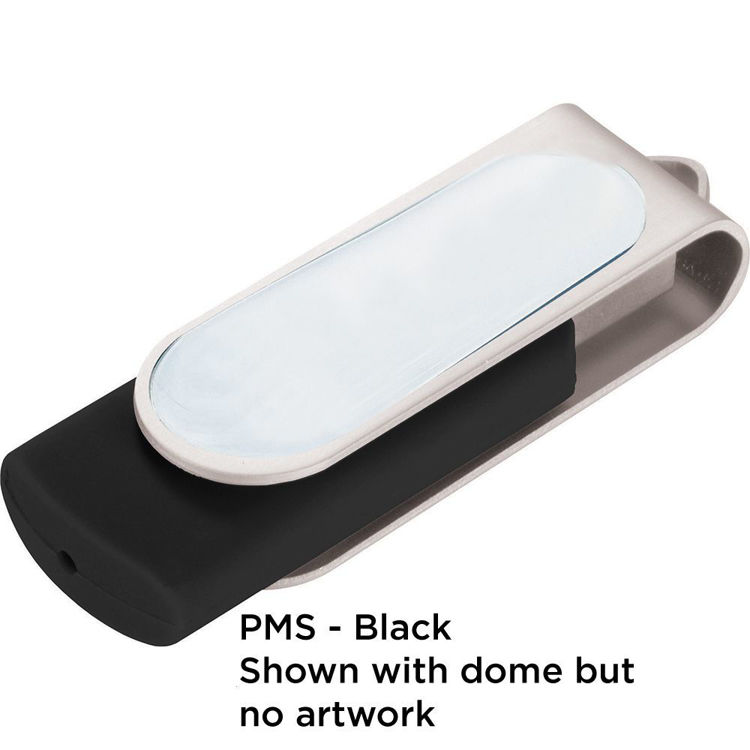 Picture of Rotate USB Flash Drive - Dome