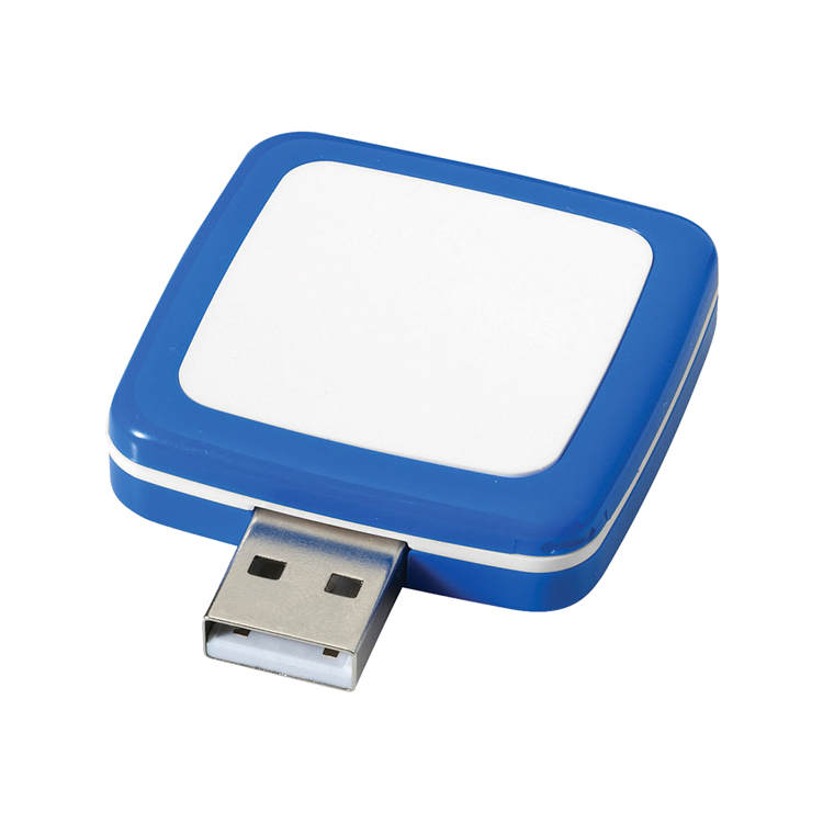 Picture of Rotate Square USB Flash Drive